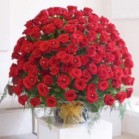 Red Roses Love - FromYouFlowers.pk