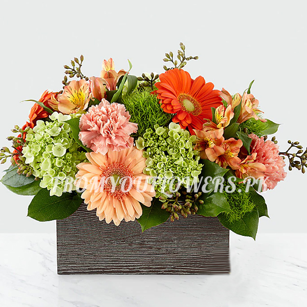 Delivery of Assortment of Colors in Lahore - FromYouFlowers.pk
