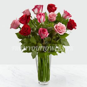 Delivery of Fantasy of Roses in Pakistan - FromYouFlowers.pk