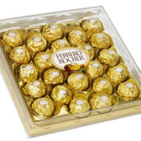 Ferrero Rocher Box (24 pcs) - FromYouFlowers.pk