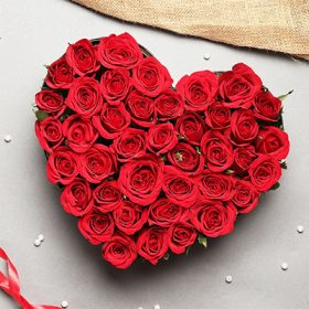 Delivery of You are My Heart in Pakistan - FromYouFlowers.pk