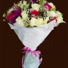 send Colors of Love and Happiness in pakistan - FromYouFlowers.pk