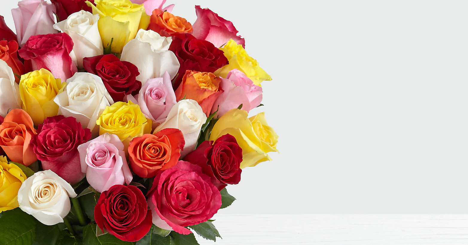 Premium Assorted Roses b - FromYouFlowers.pk