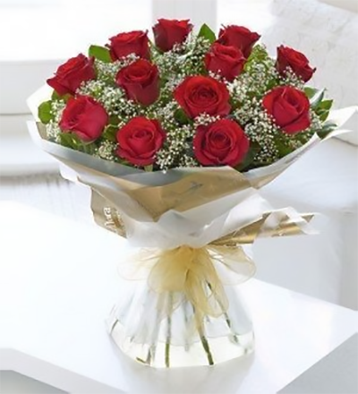 Prime Red Roses - FromYouFlowers.pk