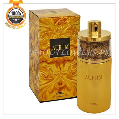 Delivery of I Love Aurum Perfume in Pakistan