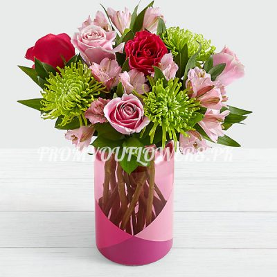 Send Colors of Love and Brightness in Pakistan - FromYouFlowers.pk