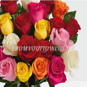 Mystery Roses b - FromYouFlowers.pk