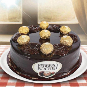 Delivery of I Love Ferrero Cake in Islamabad - FromYouFlowers.pk