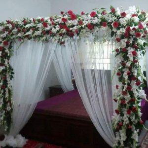 Wedding Bedroom Decoration Ideas Archives Fromyouflowers Pk