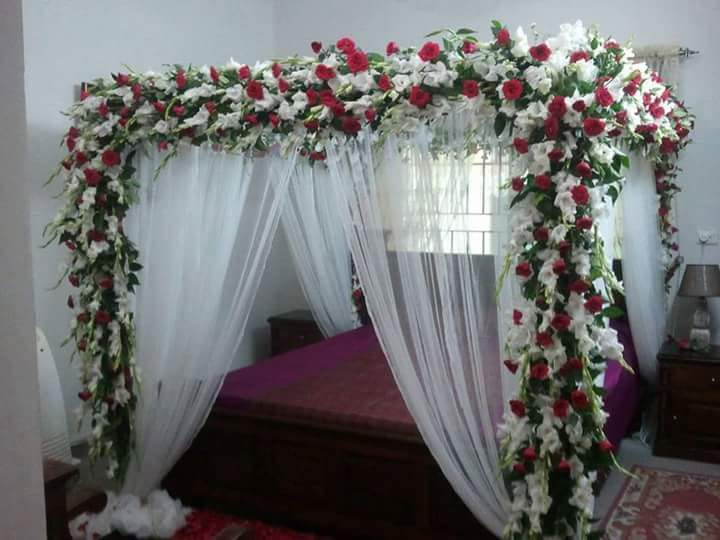 Room Decor Bridal Decoration