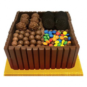 send Unique Cake For Mom in Pakistan - FromYouFlowers.pk