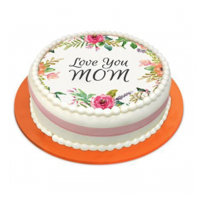 Send My Mother My Role Model cake in Lahore - FromYouFlowers.pk