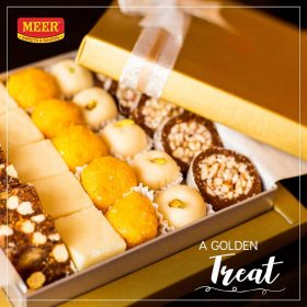 Delivery of Special Sweets by Meer Bakers in Pakistan