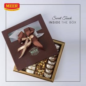 Delivery of Premium Sweets by Meer Bakers in Pakistan