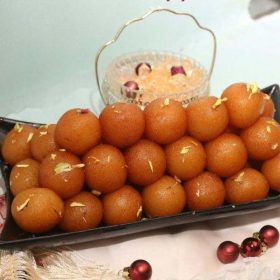 Delivery of Premium Gulab Jamun in Pakistan