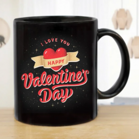 Delivery of I Love You Mug in Pakistan