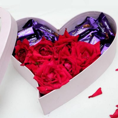 Delivery of Heart of Love and Sweet in Pakistan