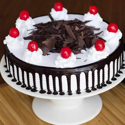 Delivery of Delicious Black Forest Cake in Pakistan