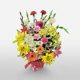 Delivery of Bountiful Bouquet in Pakistan