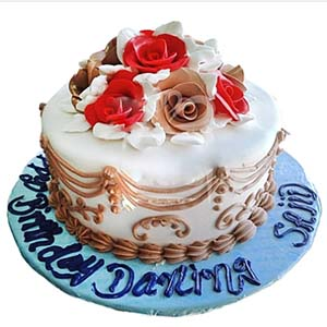 Delivery of Birthday Cake For My Love in Pakistan
