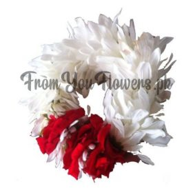Delivery of Real Flowers Bracelet in Lahore