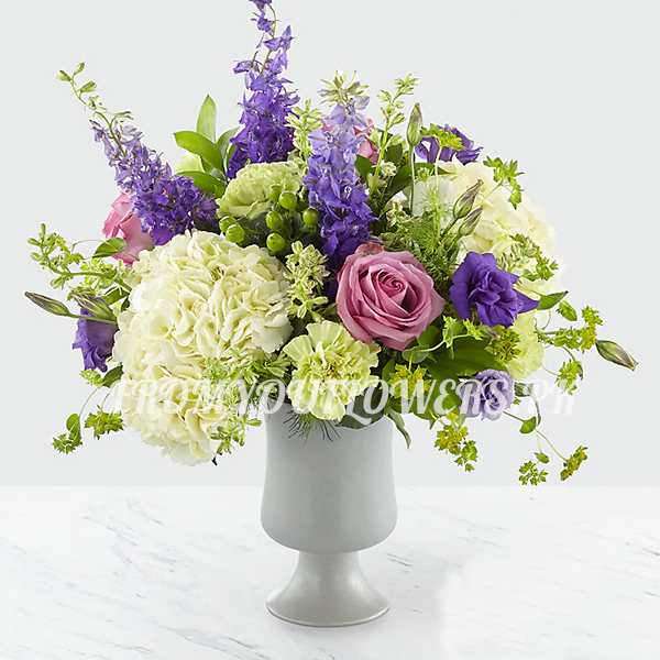 White Roses Delivery - FromYouFlowers.pk