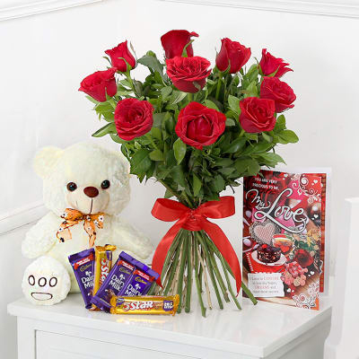 Gifts & Flower Deliver - FromYouFlowers.pk