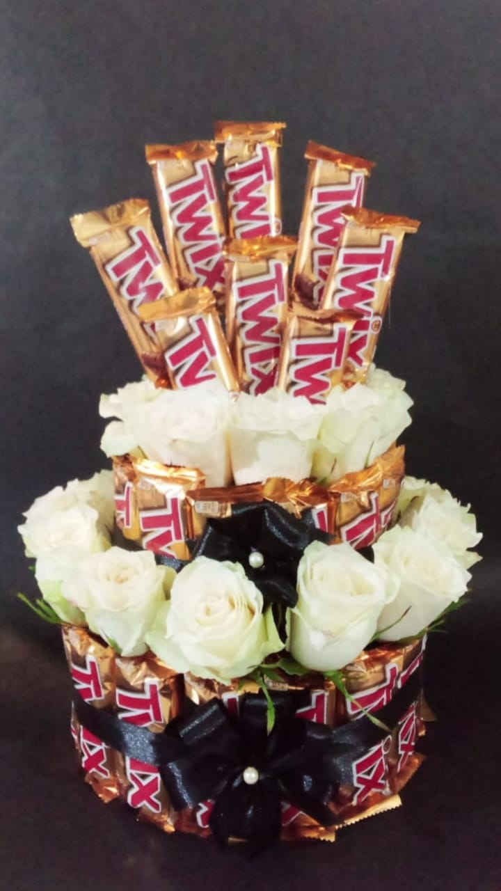Send Twix Chocolates in Pakistan - FromYouFlowers.pk