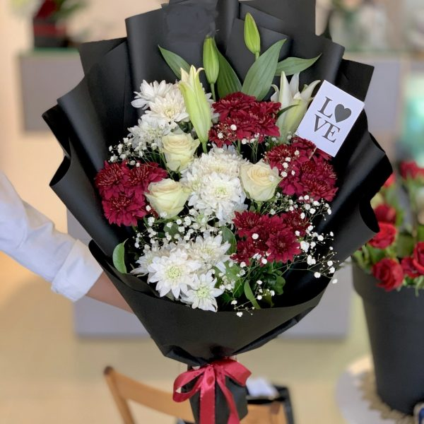 Valentine's Day Flower - FromYouFlowers.pk