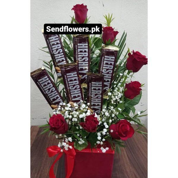 Send Chocolates Online - FromYouFlowers.pk