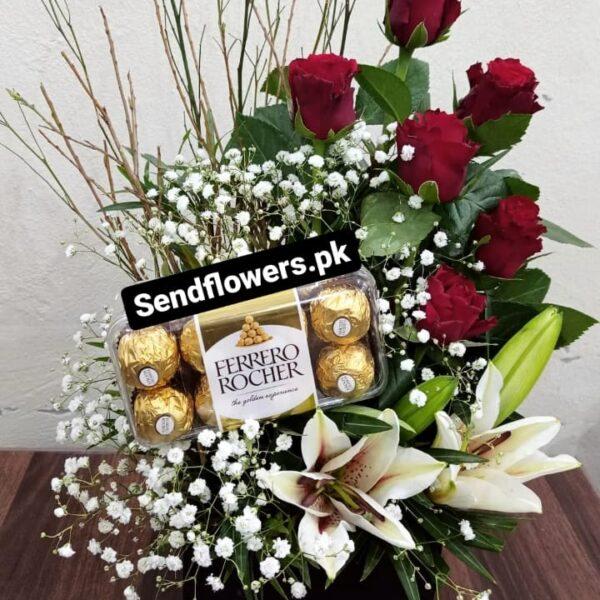 Best Florist Shop - Flower Delivery Online Pakistan - FromYouFlowers.pk