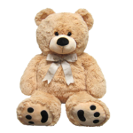 Big size teddy bear delivery Pakistan - fromyouflowers.pk
