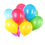 Birthday balloons delivery Lahore - fromyouflowers.pk
