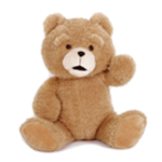 teddy bear delivery lahore - fromyouflowers.pk